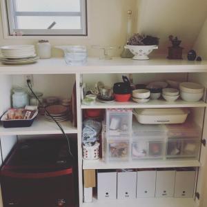 ワンアクションで使いやすいキッチンに模様替え!