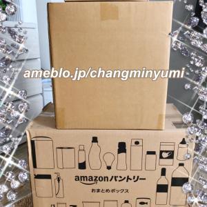 ★週末に届いた大中小の3箱のダンボール箱♡★