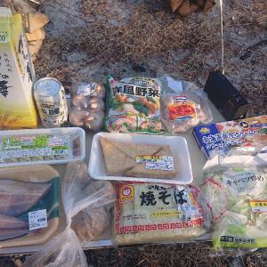 福島県でおそらく今年最後のソロキャンプ。