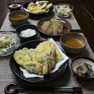 天ぷら4種の盛り合わせ