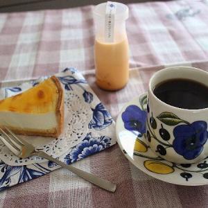 ボックサンのレモン風味のチーズタルト