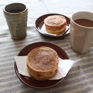 マロンショートのケーキと御座候・・・2日分のおやつ