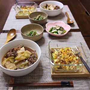 ご飯が進む味しみ肉豆腐