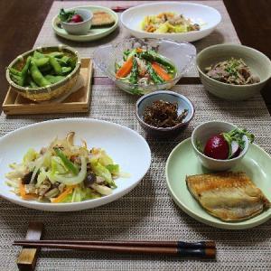 美味しい野菜炒め☆日々のブログで気分アップ!