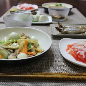 やさしい味の野菜のうま煮