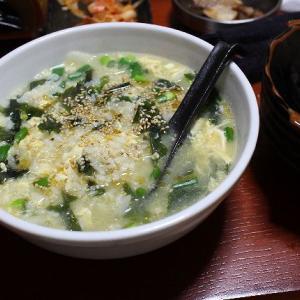 娘夫婦のお誘いで☆韓国料理の外ごはん♪