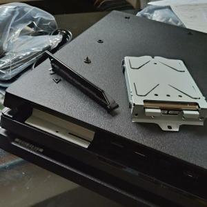MHWの読み込みが爆速に!PS4proは購入後すぐにSSDへ換装すべきです。