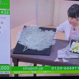 放送無事終了♡ ショップチャンネル