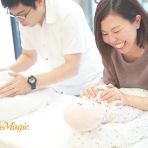 早く我が子でおくるみタッチケアしたいです! |静岡おくるみタッチケア スマイルマジック