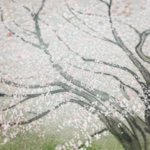日本画との出逢い。