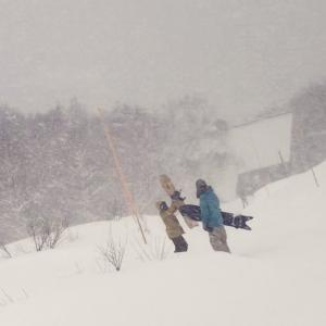 スノーサーフィン