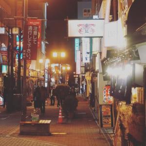 長野市内から始まるGW