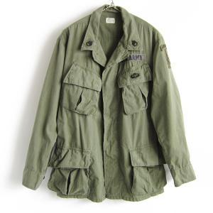 米軍ジャングルファティーグジャケット・90's フードジャケット