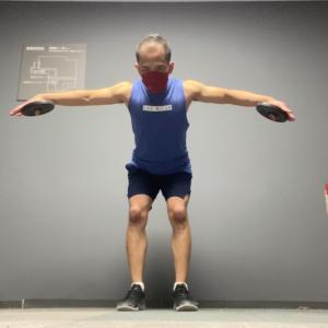 【ボディパンプ117】肩裏筋肉発達オススメ種目