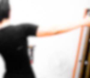 バレエでは「肘」は独立して動く。