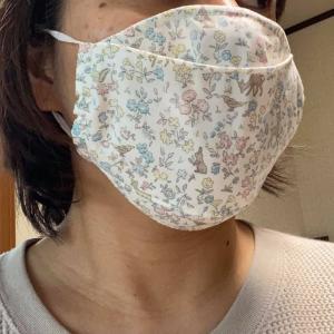 ハンドメイド作家sowayさん★リバティ立体マスクetc★入荷  (福岡ナチュラル)