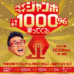 PayPayキャンペーン★8/3~8/31        (雑貨 福岡)