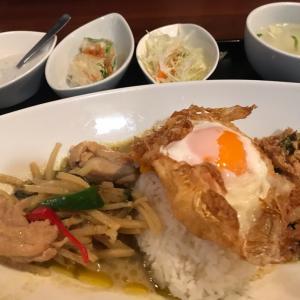 高田馬場でタイ料理