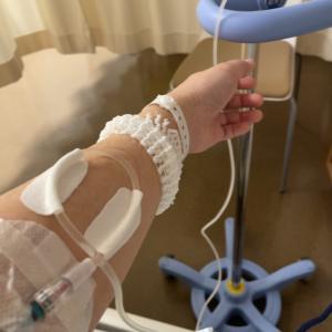 備忘録 体調不良③手術、入院、退院