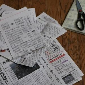 新聞が大好きな私
