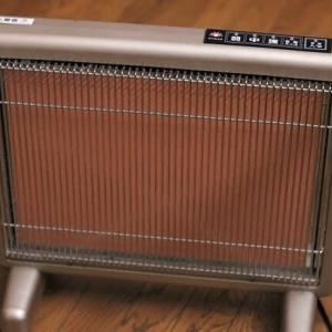 私のお気に入りの暖房機