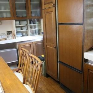 冷蔵庫がついに機能不全(涙)