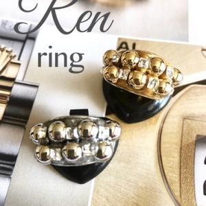 新作★Ren ring 銅玉シリーズが止まらない💦