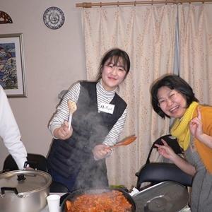 2019.1.15 韓国料理を楽しむ会