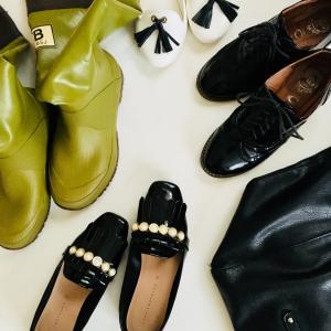 今あれば便利な靴