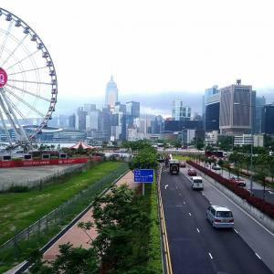 香港、広州グルメ旅 その1