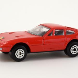 Ferrari 365GTB/4 1968- No.001