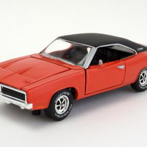 Dodge Charger 1968–70 No.001