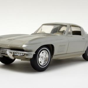 Chevrolet Corvette Sting Ray 1967 No.001