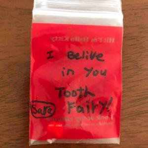 Tooth Fairyはいつまで来るのか!?