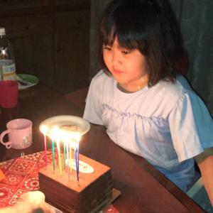 9歳になりました!