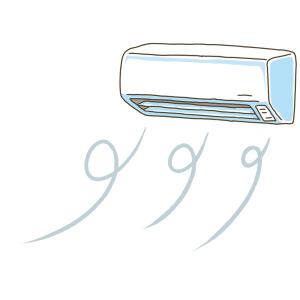 174))夏場エアコンの冷房で風邪をひく!!就寝時の最適設定を考えよう