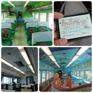 満喫きっぷで四国乗り鉄旅1・高徳本線
