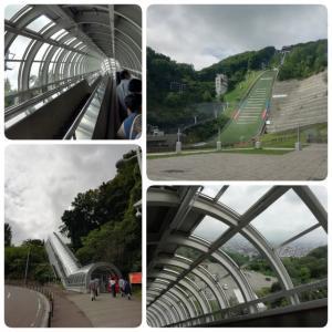 2020夏ー北海道8・大倉山ジャンプ競技場