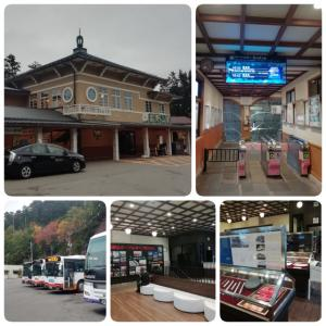 2年ぶりの高野山6・駅の風情を堪能