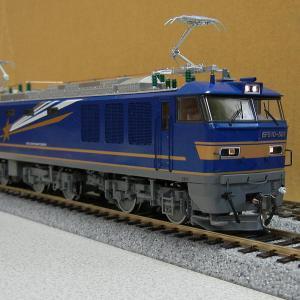 TOMIX製HOEF510形500番台北斗星色プレステージモデルを購入