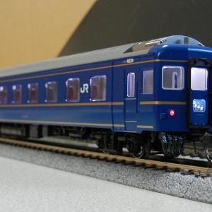 KATO製24系寝台特急北斗星4両基本セットを購入