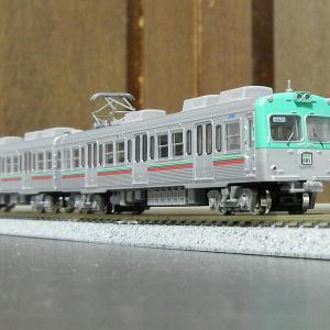 鉄コレ上毛電気鉄道700形デハ711クハ721購入&N化