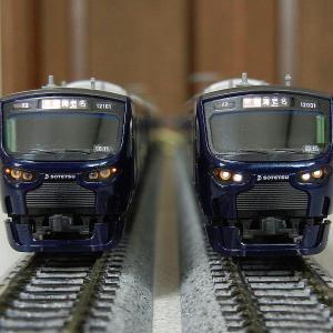 TOMIX製相模鉄道12000系を購入しました。