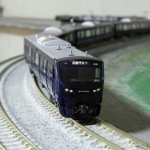 TOMIX製相模鉄道12000系マイレイアウト走行