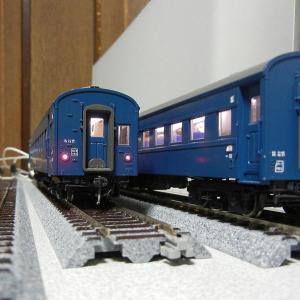 43系KATO製客車を増備