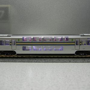 KATO製初期品サロ124形とサロ110形1200番台を整備&リニューアル
