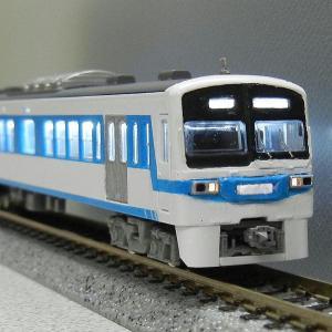 鉄コレから改造秩父鉄道6000系製作先頭車片側完成