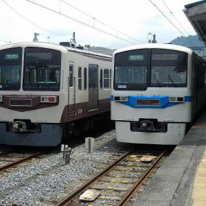 県内移動での鉄道とバス旅