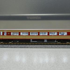 TOMIX製初期品単品サロ381形整備