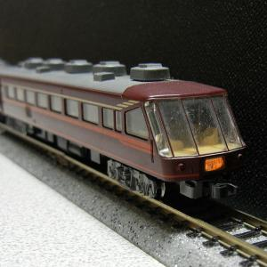 TOMIX製初期車14系700番台サロンエクスプレス東京整備開始